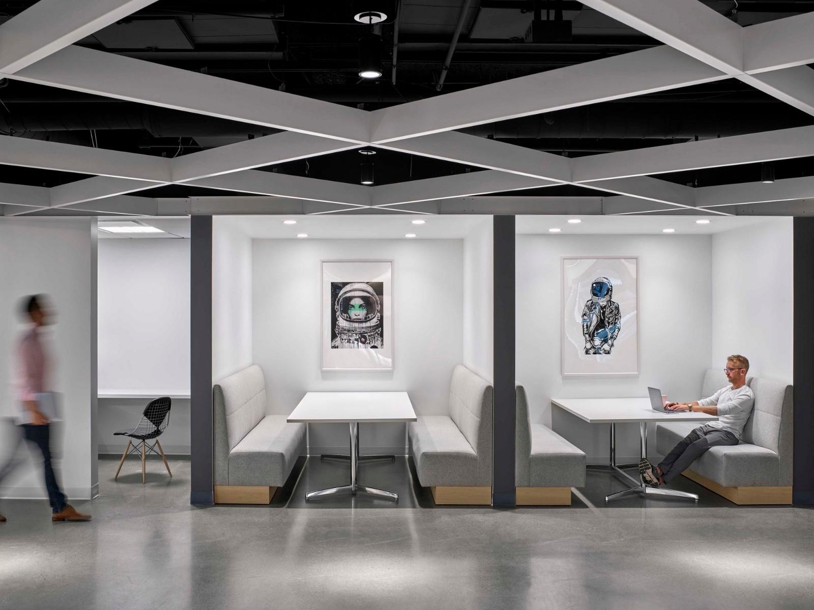 开放与优雅,旧金山Mapbox办公空间 | Revel Architecture & Design插图8