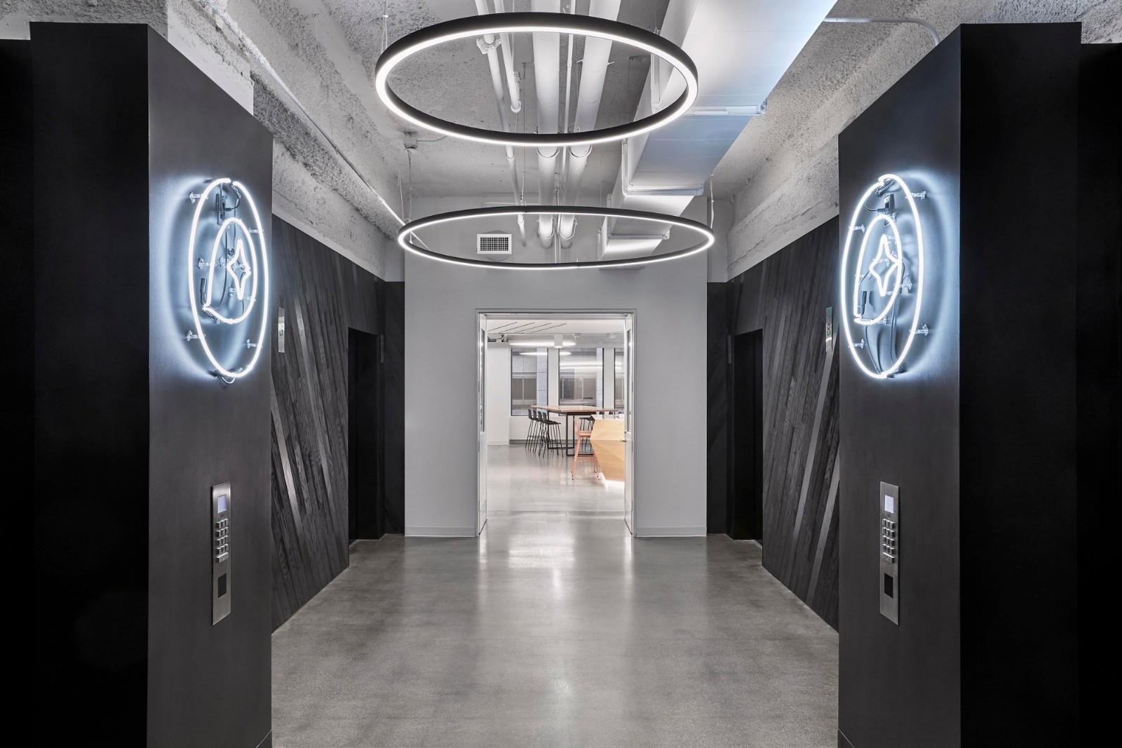 开放与优雅,旧金山Mapbox办公空间 | Revel Architecture & Design插图