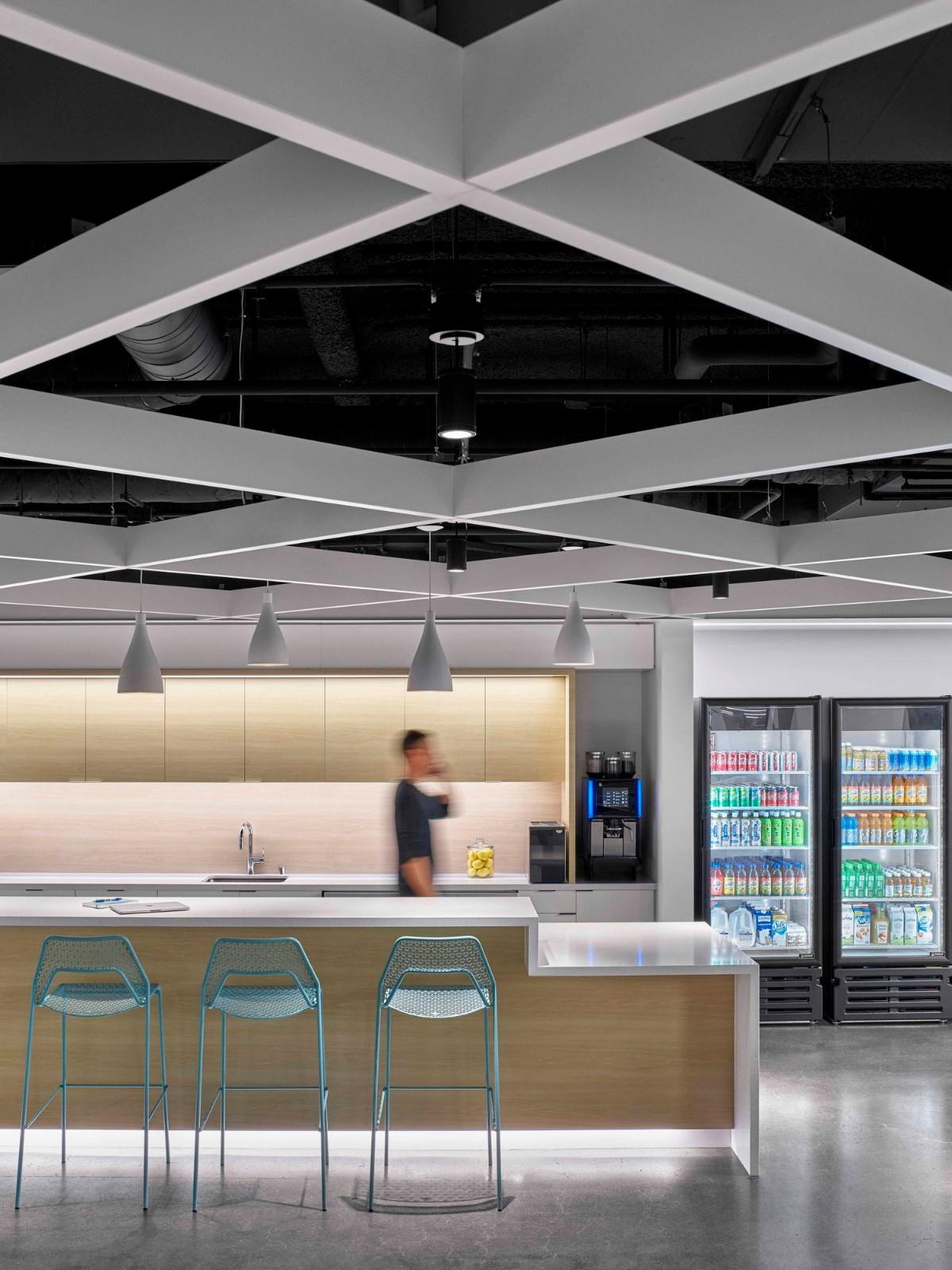 开放与优雅,旧金山Mapbox办公空间 | Revel Architecture & Design插图10