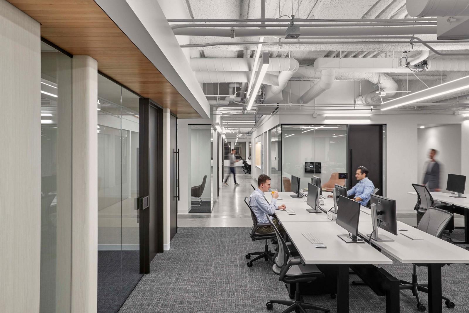 开放与优雅,旧金山Mapbox办公空间 | Revel Architecture & Design插图18