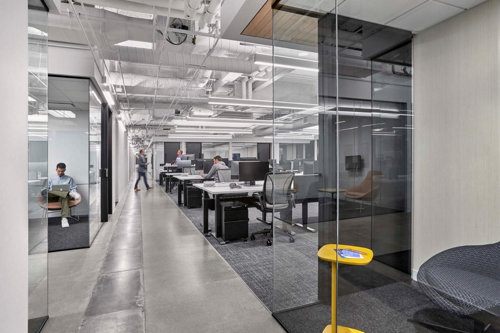 开放与优雅,旧金山Mapbox办公空间 | Revel Architecture & Design插图20