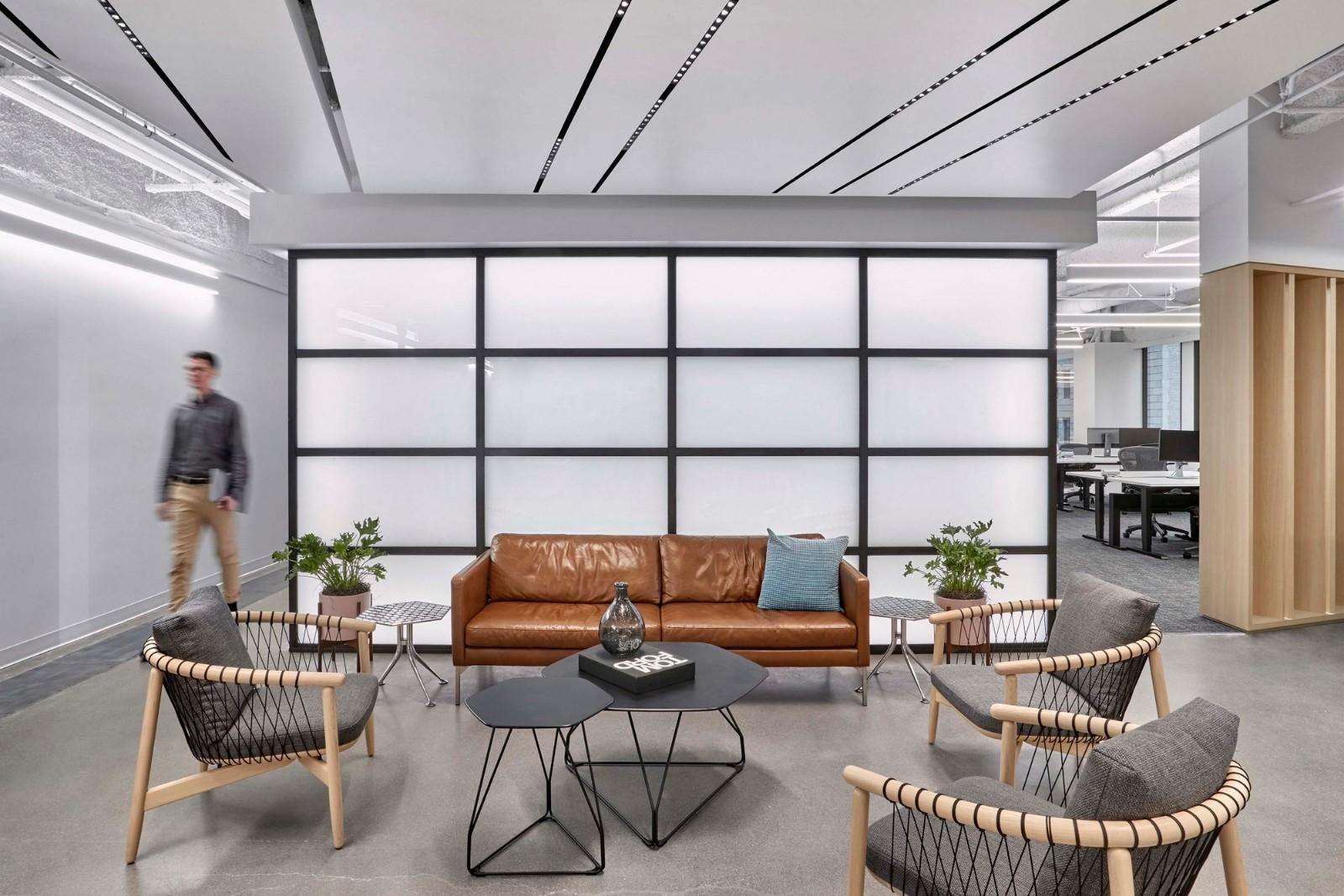 开放与优雅,旧金山Mapbox办公空间 | Revel Architecture & Design插图4