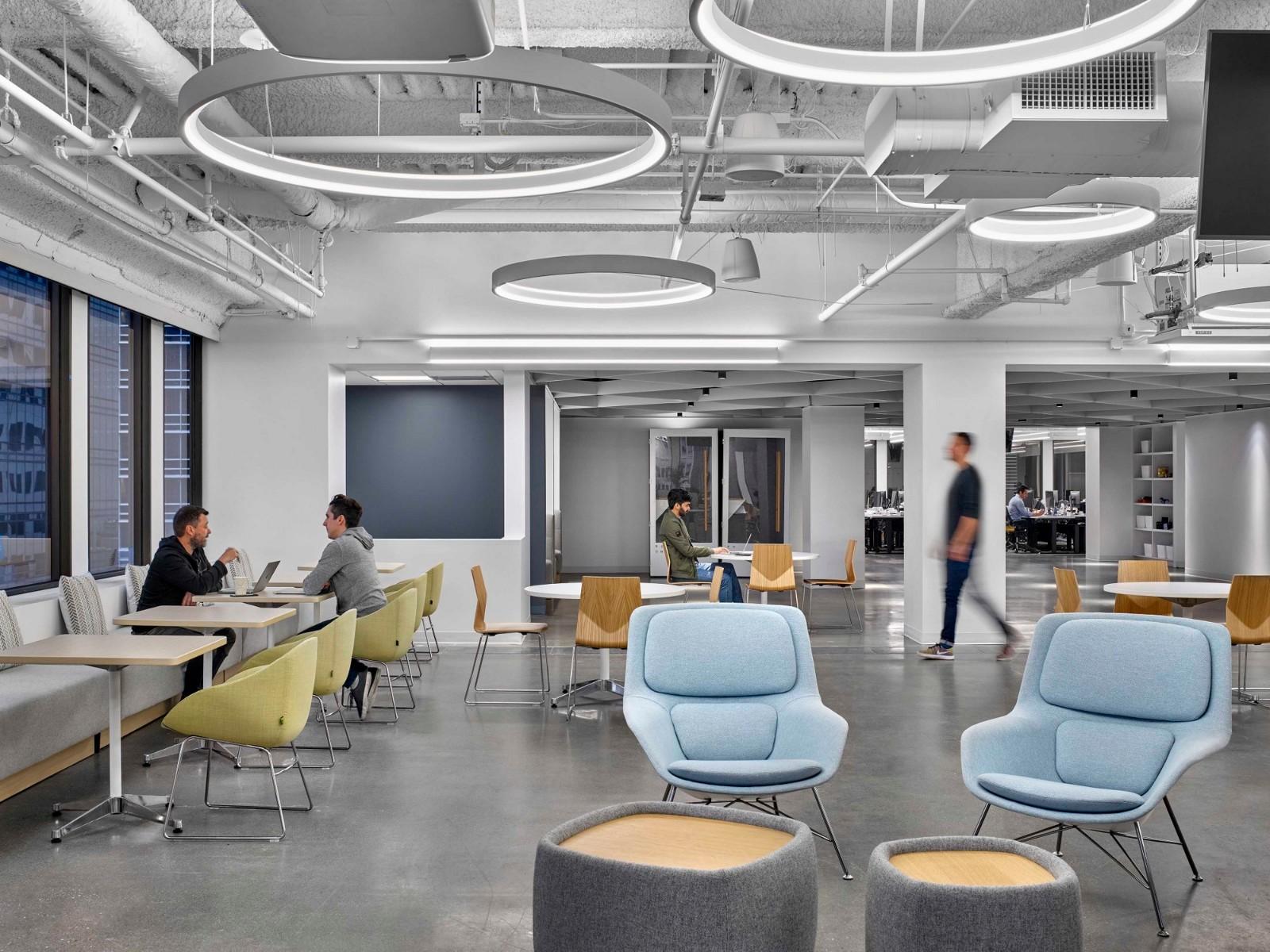 开放与优雅,旧金山Mapbox办公空间 | Revel Architecture & Design插图6