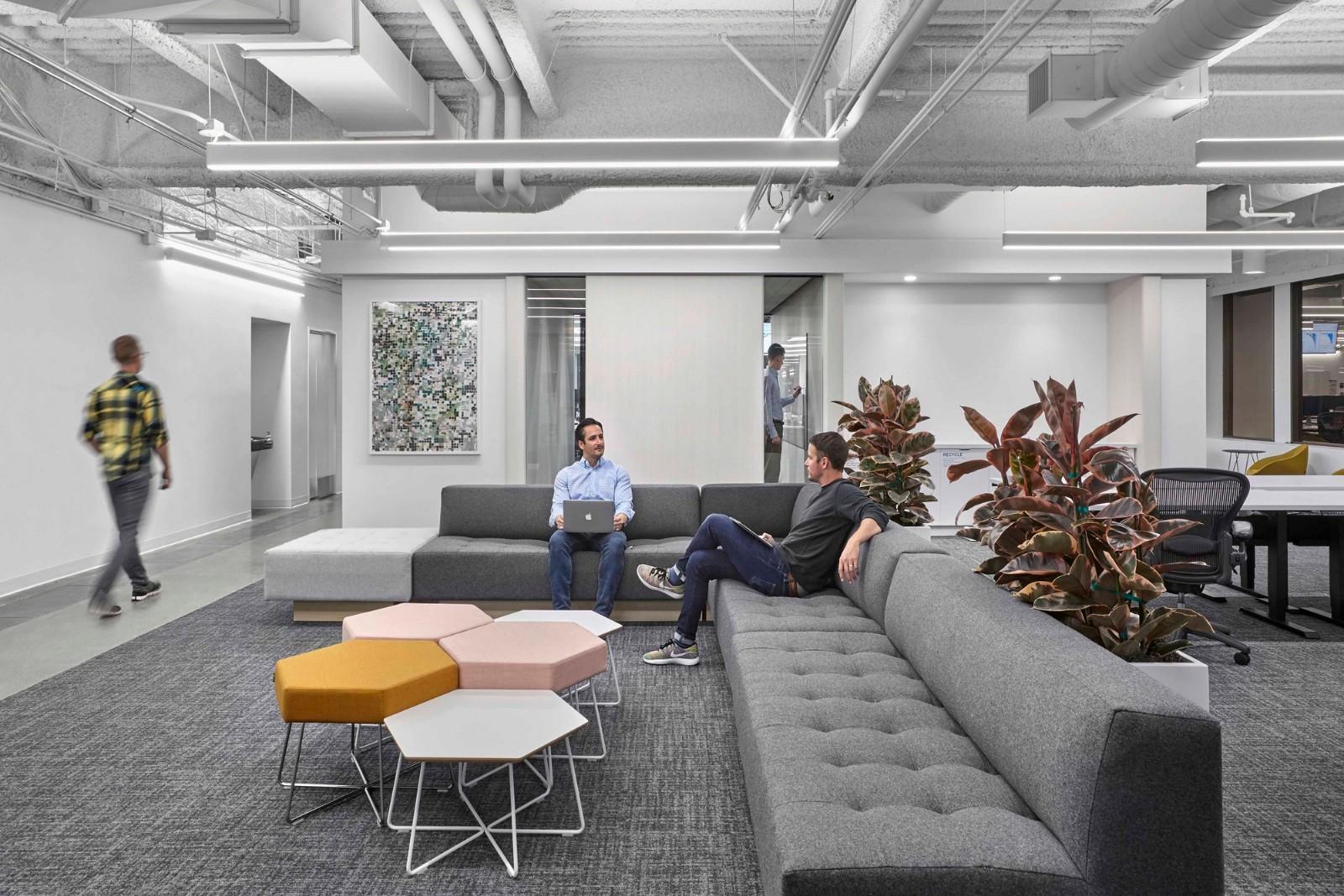 开放与优雅,旧金山Mapbox办公空间 | Revel Architecture & Design插图14
